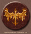 Andalusian Eagle Button